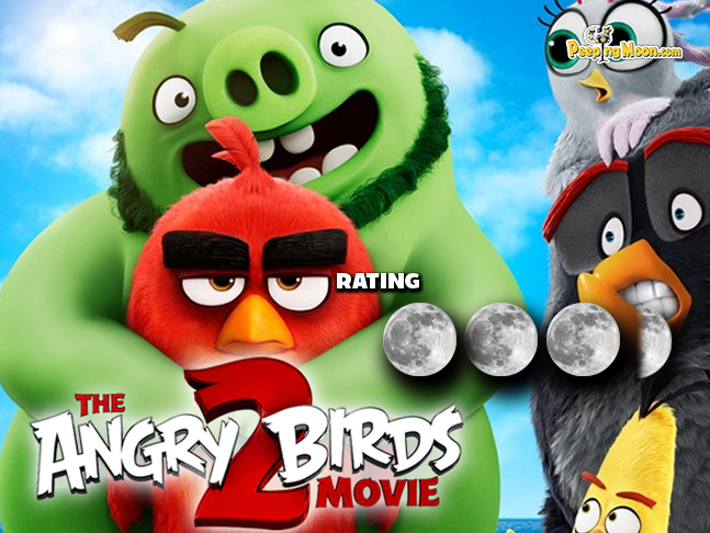 Angry Birds Movie 2 Review Red Zeta And Silver Are Here To