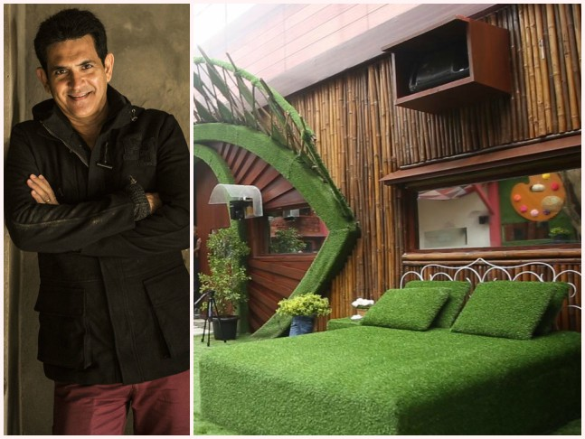Art Director Omung Kumar Avoids Plastic Use To Erect Bigg Boss 13 Set