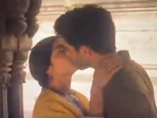 Mira Nair's A Suitable Boy sparks controversy over kissing scene in temple;  BJP leaders feel 'it promotes love jihad'