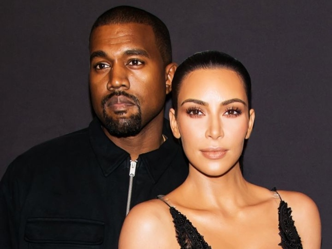 Kanye West issues apology to wife Kim Kardashian West for disclosing  'private matters' in public