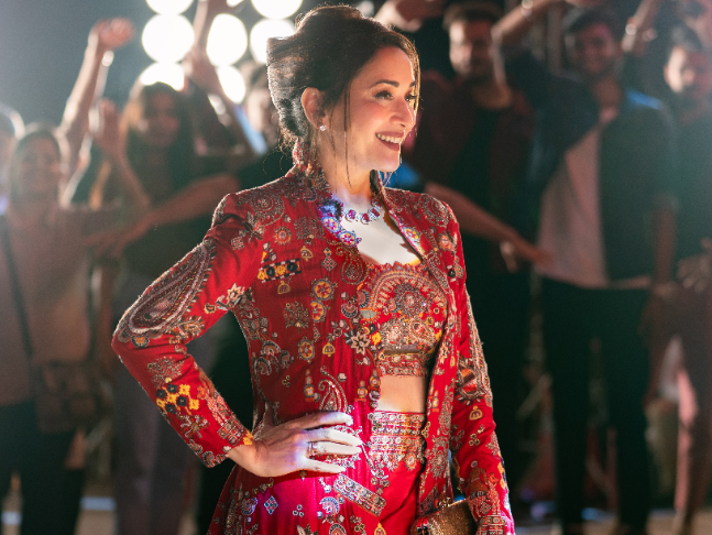 Netflix TUDUM: Madhuri Dixit channels her inner diva in the first look of  her digital debut Finding Anamika