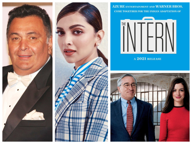 REVIEW OF THE MOVIE: THE INTERN
