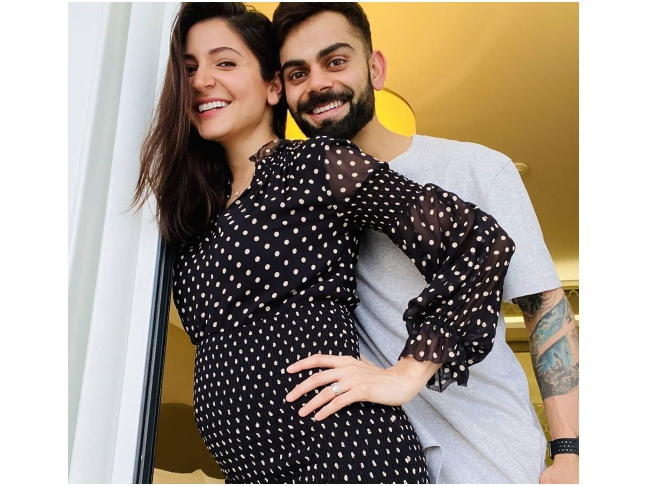 And then, we were three: Anushka Sharma and Virat Kohli expecting their  first child in January 2021