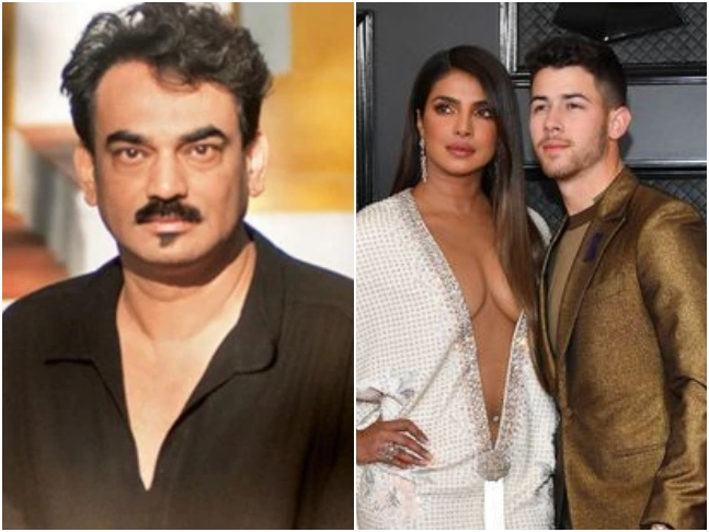 There is an age to wear some clothes: Designer Wendell Rodricks defends his  statement on Priyanka Chopra's low-neck Grammy dress
