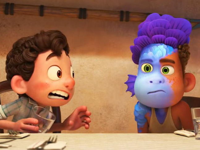 Luca Trailer: Pixar's coming-of-age film uses sea monster mythology to talk  about inclusion and respect