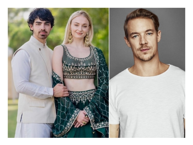 Diplo Singer >> Joe Jonas Reveals How Dj Diplo Ruined His Surprise Wedding