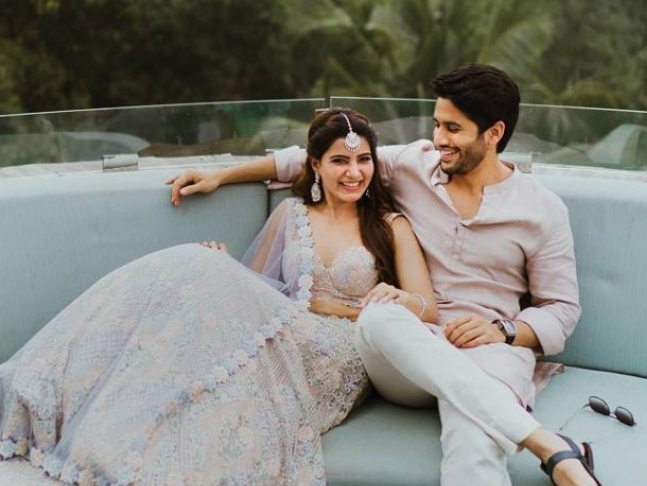 Samantha Akkineni reacts to dropping surname from social media amid rumours  of a troubled marriage with Naga Chaitanya