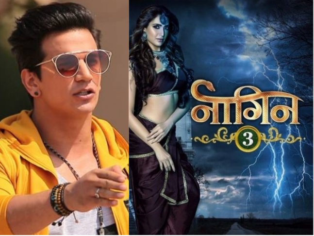 Naagin 3: Prince Narula to play a 'snake charmer' in the