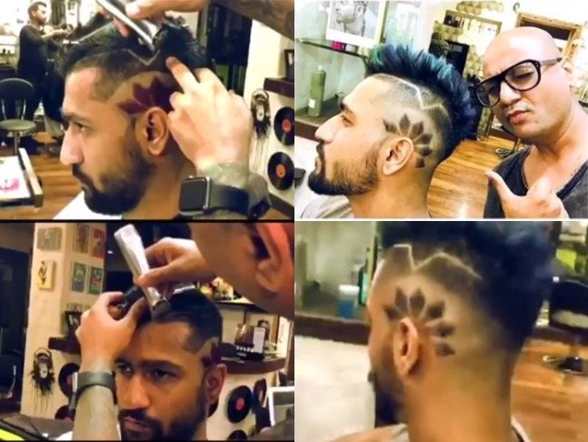 The Secret Behind Vicky Kaushals Super Cool Hairstyle In Manmarziyaan