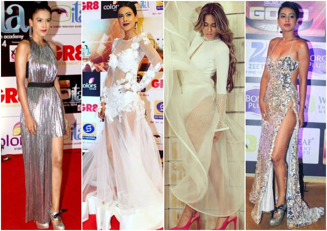98cf4a69ea6 Birthday Girl Nia Sharma is bringing sexy back with her HOT red carpet picks
