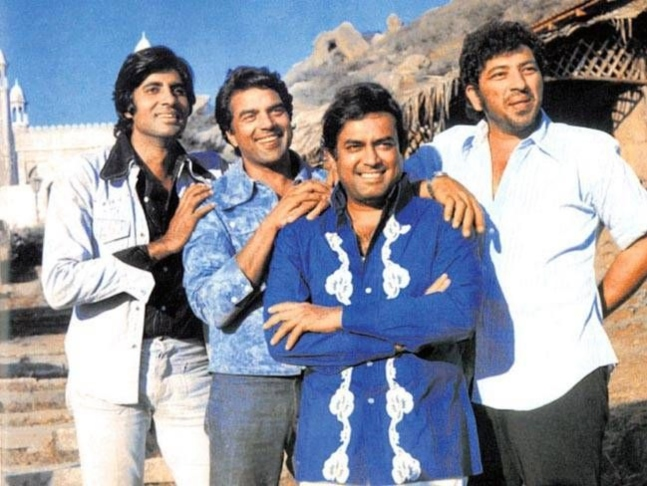 Sholay to be screened for visually and hearing impaired people