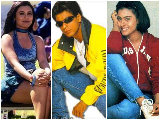20years Of Kuch Kuch Hota Hai Look Back To The Most Iconic Fashion Looks