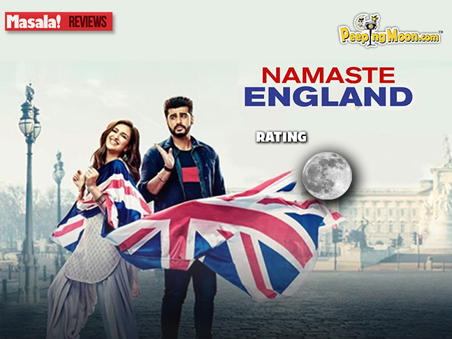 Namaste England Film Review Arjuns And Parineetis Film Is Shoddy
