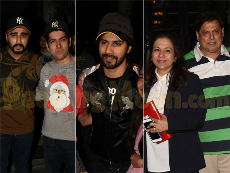 Rohit Dhawan rings in his birthday with brother Varun ...