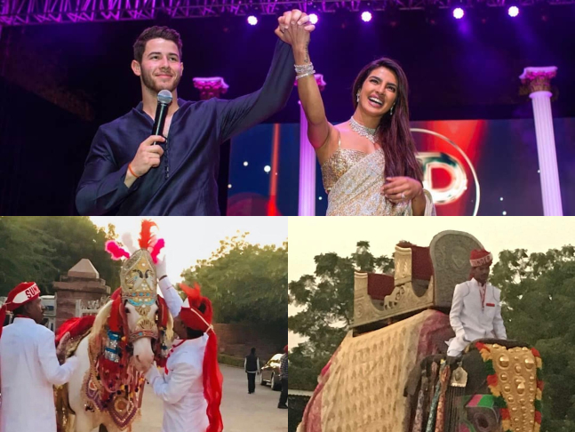 Dulha Nick Jonas Gears Up For His Indian Style Wedding With Priyanka