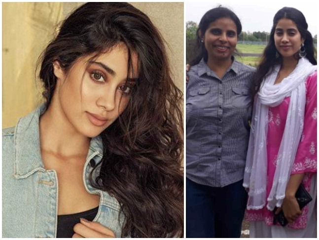 Janhvi Kapoor To Take Flying Lessons To Prepare For Biopic On Kargil Hero Gunjan Saxena