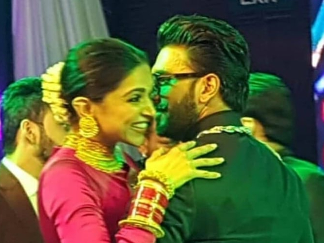 Kapil-Ginni reception: You cannot miss Ranveer Singh's and ...