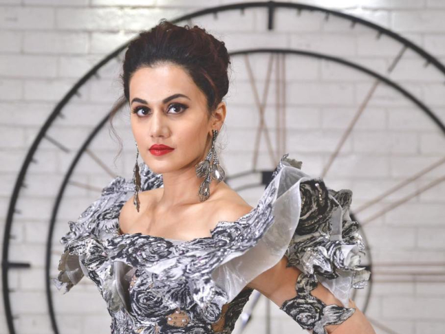 Image result for taapsee pannu peepingmoon