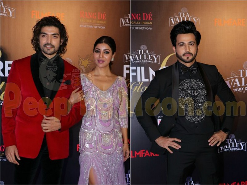 Filmfare Glamour and Style Awards 2019: Dheeraj Dhoopar