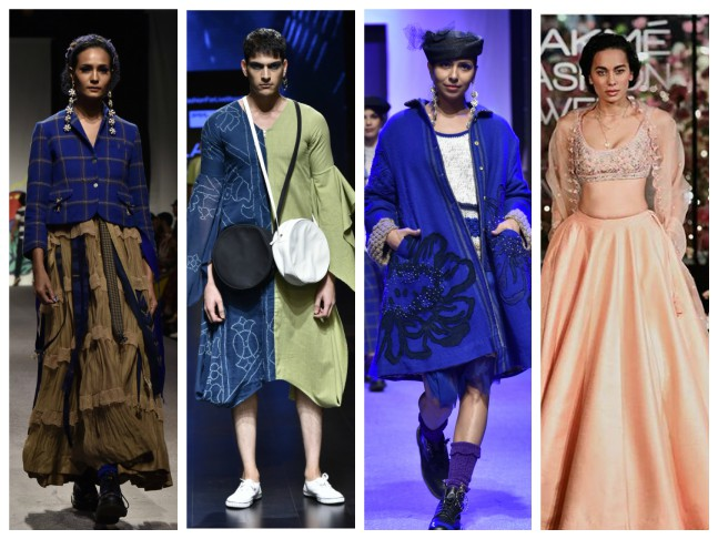 Lakme Fashion Week S R 2019 Day 2 Was All About Spreading Consciousness On The Subject Of Sustainable Fashion