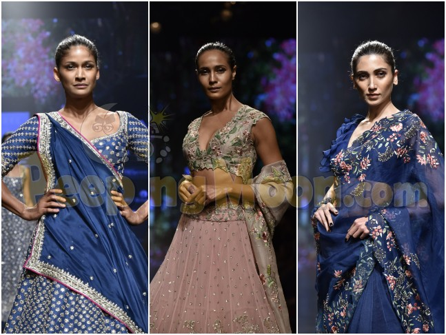 Lakme Fashion Week S R 2019 Anushree Reddy Design Showcased A Summer Festive Collection And We Cannot Contain Our Awe Of It