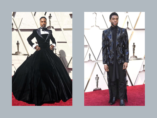 f04460ca118 Oscars 2019  From skirts and suit-gowns to the classic tuxedos ...