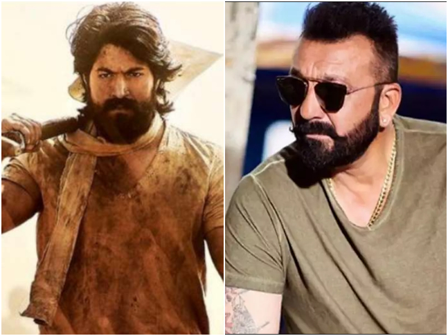 Sanjay Dutt To Foray Into Southern Cinema And Star Opposite Yash In