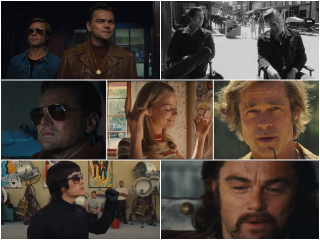 0739ea1cb71 Once Upon a Time in Hollywood Trailer: Leonardo DiCaprio's and Brad Pitt's  chemistry makes them an odd yet lovable pair