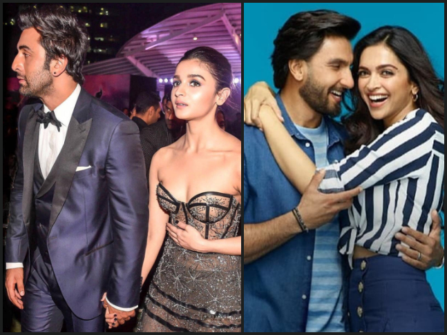 19e0aa122651 Deepika Padukone-Ranveer Singh and Alia Bhatt-Ranbir Kapoor to head to US  to perform on a tour in 2020?