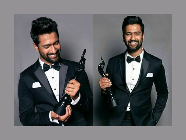 Image result for vicky kaushal awards