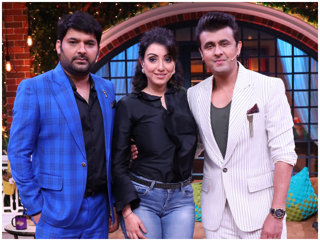 TKSS: Here's how Kapil Sharma invited Sonu Nigam and his wife