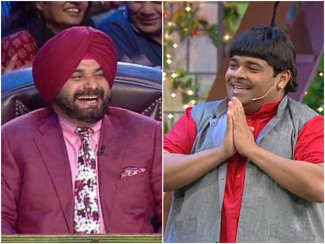 Here's how Kiku Sharda brought Navjot Singh Sidhu back to