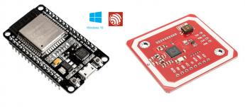 ESP-IDF NFC Reader(PN532)