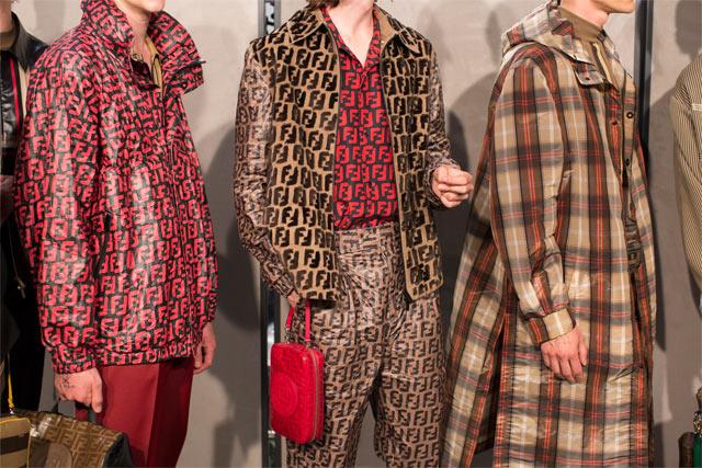 02d2362f Milan Fashion Week Men's spring/summer 2019 day four review: Fendi and  Giorgio Armani