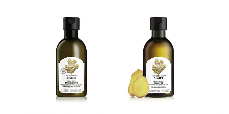 491ca317c5a The Body Shop's iconic Ginger Anti-Dandruff shampoo now has a ...
