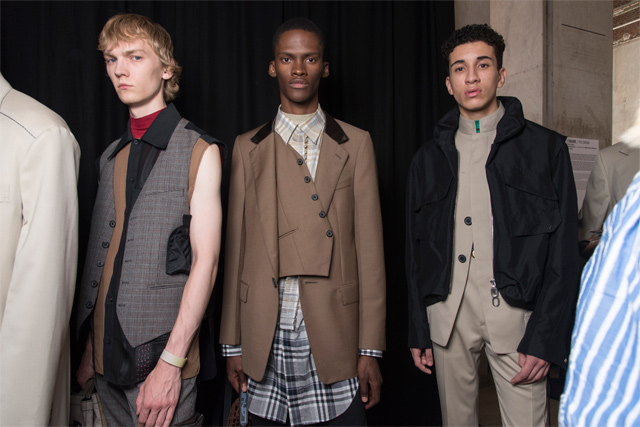 f3de731b87 10-word show reviews: Lanvin, Paul Smith, Dunhill London and Kenzo