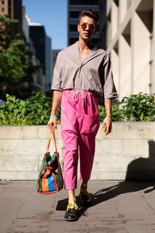 Editor S Picks Top 10 Street Style Looks From Spring Summer 2019