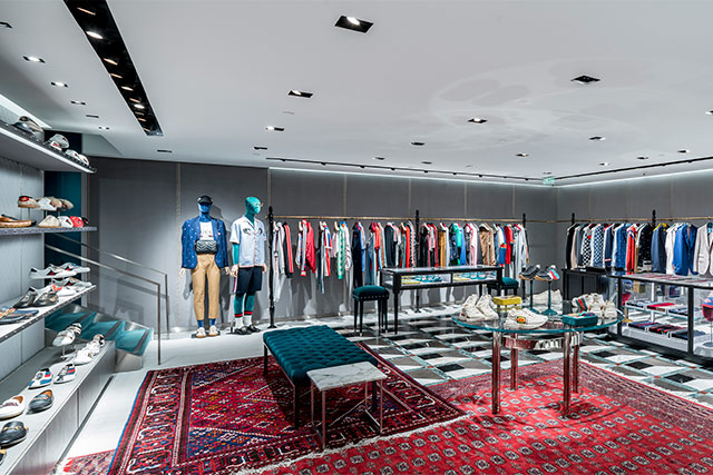 b804ca0e17e Singapore s Gucci flagship in Paragon has been completely  Guccified