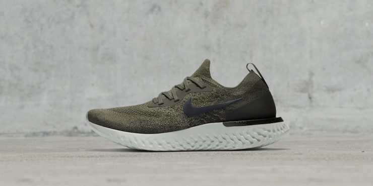 78ffd7d7bfd0e Delayed Reaction  A review of the Nike Epic React Flyknit Shoes