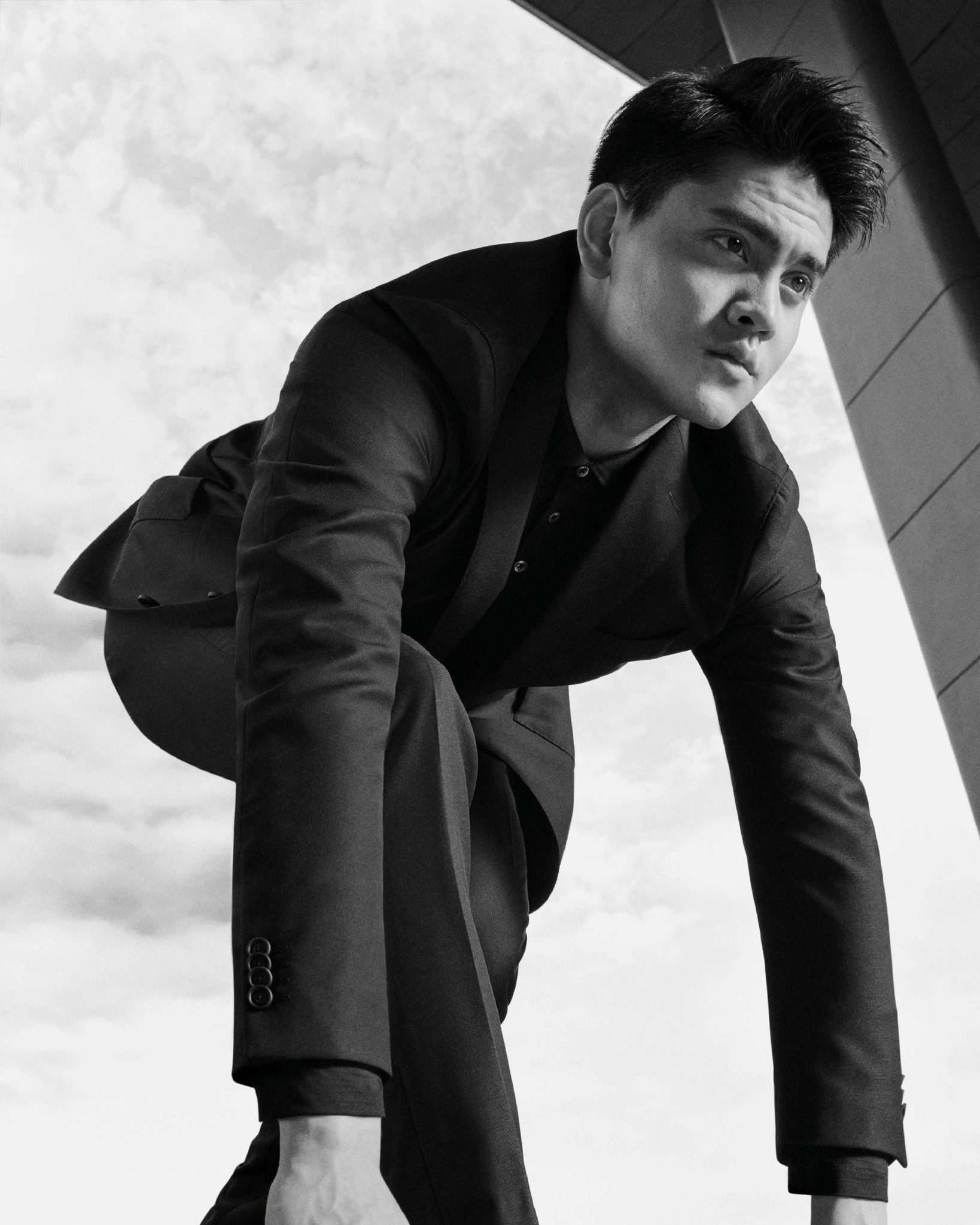 1c8ef41ee HUGO BOSS taps Joseph Schooling for their Washable Suit campaign