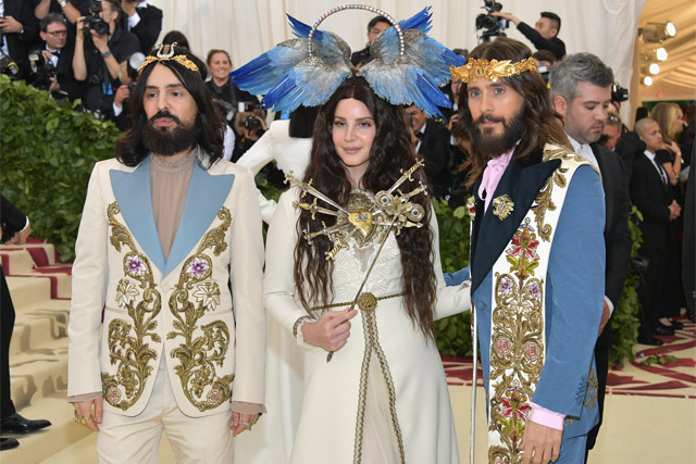 03e1cff5e98 Met Gala 2019  20 Alessandro Michele-designed Gucci looks that best ...