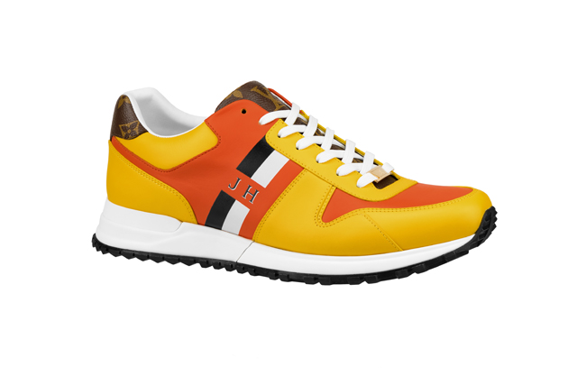 517fda394e7a The Louis Vuitton  Now Yours  personalisation service for sneakers ...
