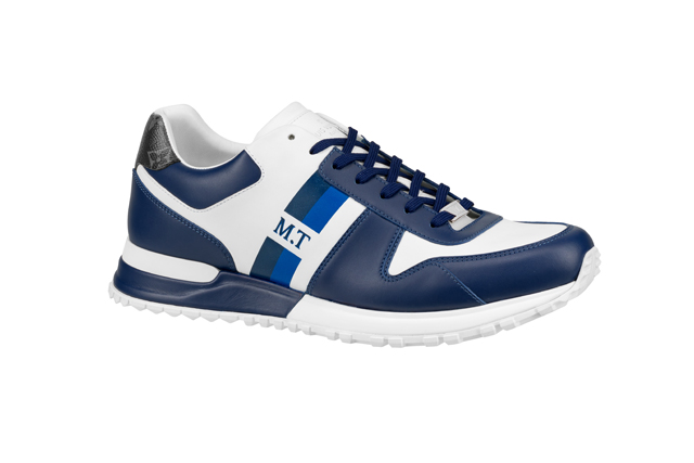 7c4c89c2ff The Louis Vuitton 'Now Yours' personalisation service for sneakers ...