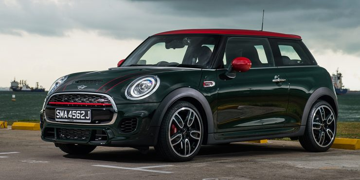 Mini John Cooper Works Hatch Review Spicier Yet Far More Palatable