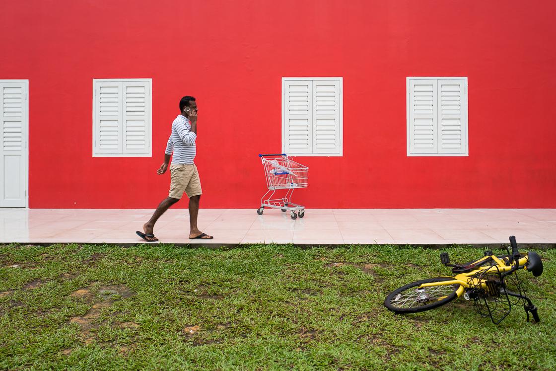 Leica Q, Singapore Street Photography