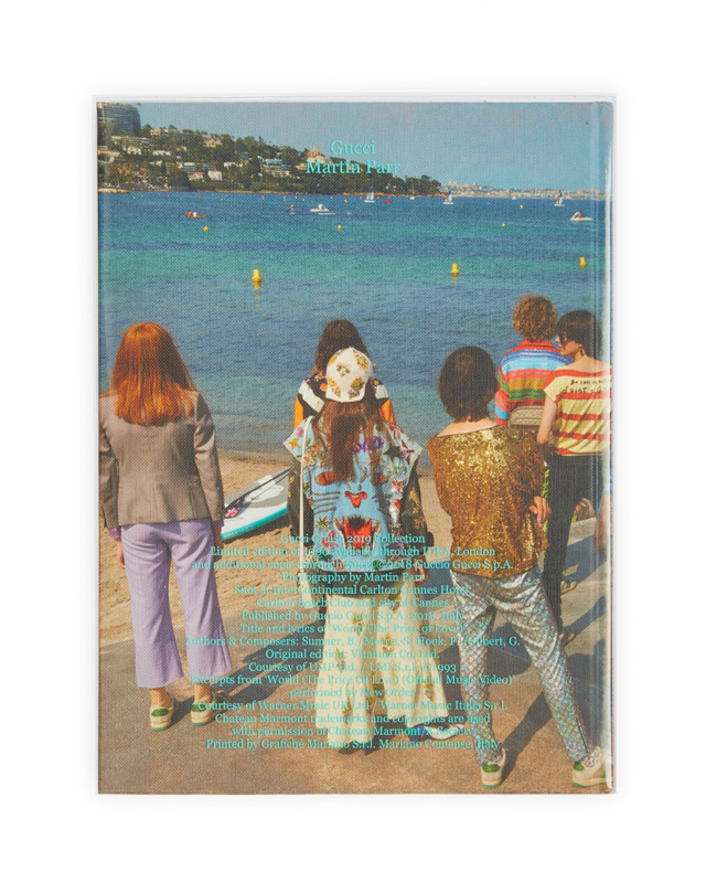 88a362280b43 We've lost count of the number of publications that Gucci has launched; there  seems to be one every season. Lensed by Martin Parr in Cannes, ...