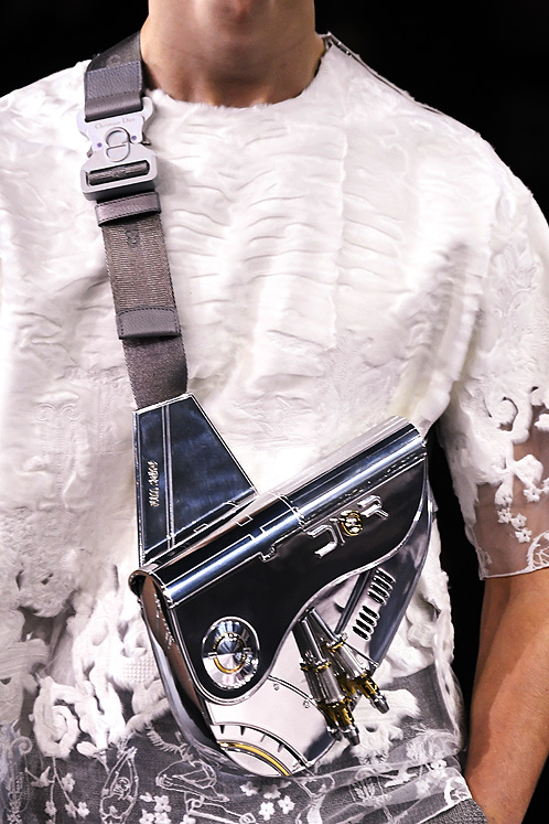 a9ca33f4c6d2 Opportunity cost  Dior Men s metal Saddle bag and other ways to spend  SGD48