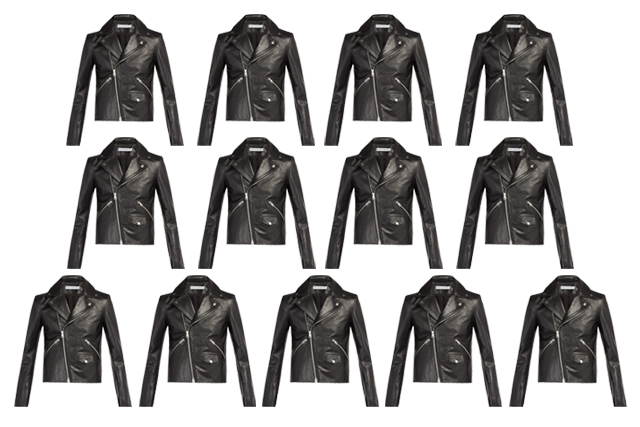 1c39283e52fc 13 leather biker jackets by JW Anderson x Gilbert   George (approximately  SGD3