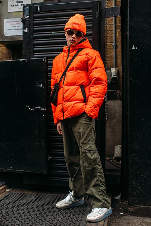 Street Style London Fashion Week Men S Aw19 Esquire Sg