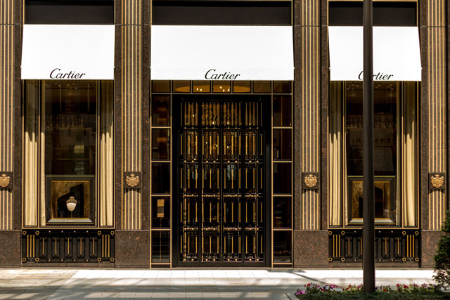 Cartier in Singapore is using the Inspify technology